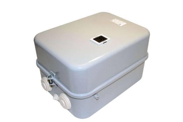Пускатель магнитный ПМ 12-063241 380В РТТ-231 63.0А Кашин 060241222ВВ380000900