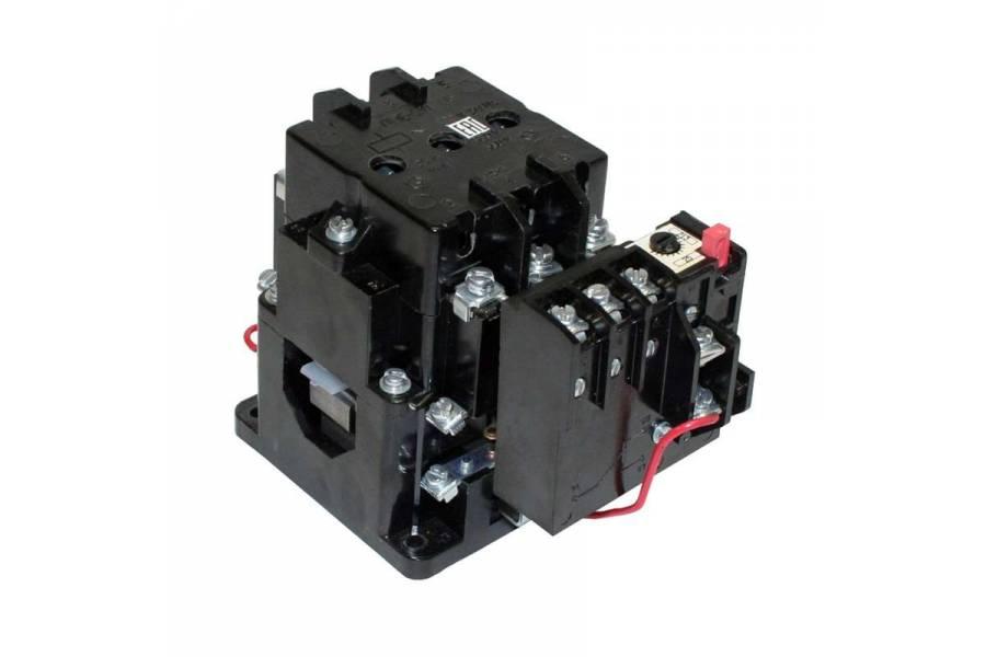 Пускатель электромагнитный ПМЕ 212 УХЛ4 В 380В (1з) РТТ-141 25.0А Кашин 080212100ВВ380000800
