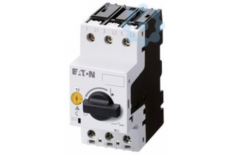 Выключатель авт. защиты двиг. PKZM0-4 EATON 072737