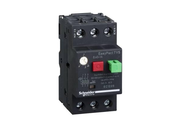Выключатель авт. 0.63-1А SchE GZ1E05