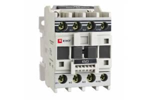 Контактор КМЭ 18А 220В 1NC EKF ctr-s-18-220-nc