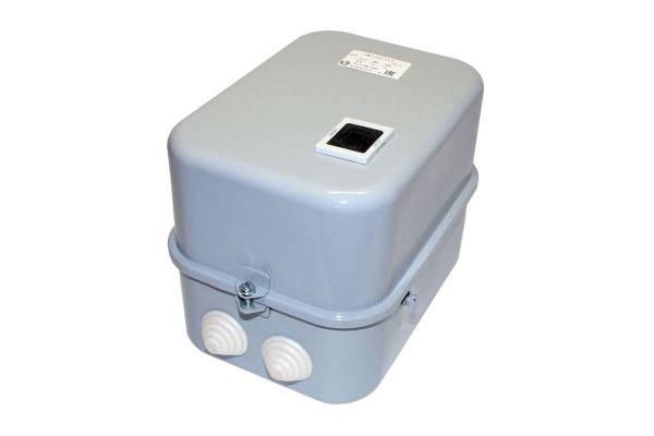 Пускатель магнитный ПМЕ 222 220В (1з) РТТ-141 25А Кашин 080222102ВВ220000800