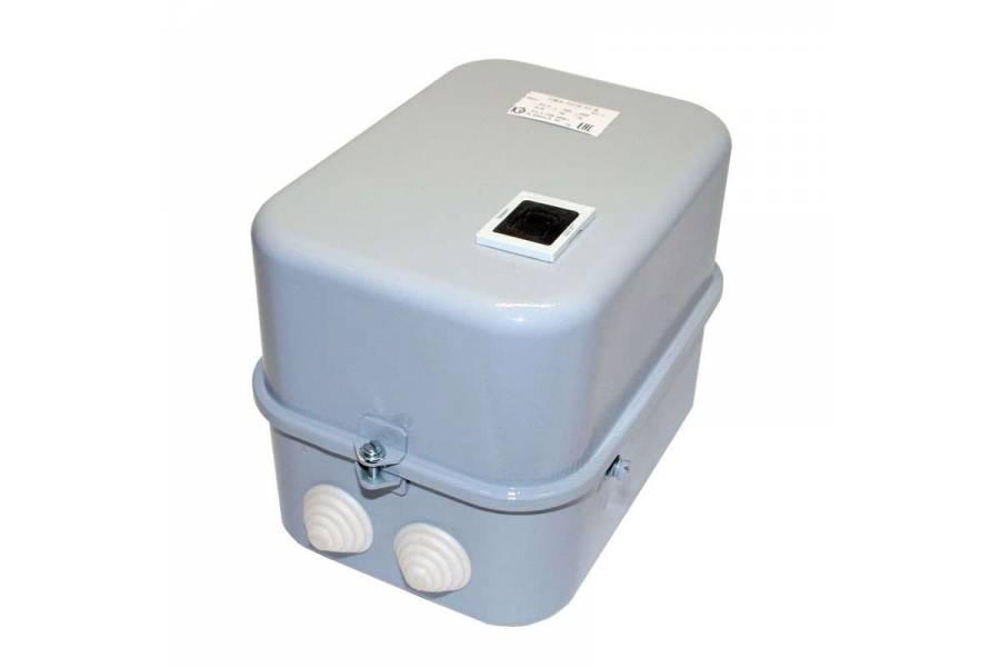 Пускатель магнитный ПМА 3210 220В (1з) РТТ-141 34А Кашин 090321102ВВ220002400