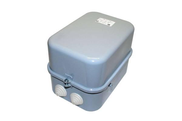 Пускатель магнитный ПМЕ 221 380В (1з) Кашин 080221102ВВ380000000