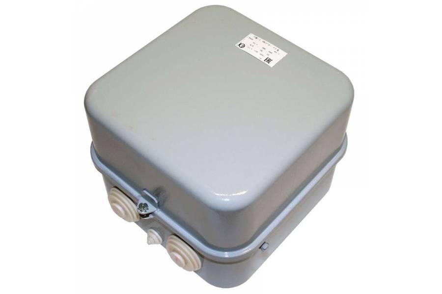 Пускатель магнитный ПМ 12-063141 220В (2з+2р) Кашин 060141222ВВ220000000