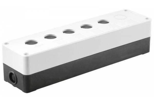 Корпус КП 105(6) для кнопок IEK BKP10-6-K01