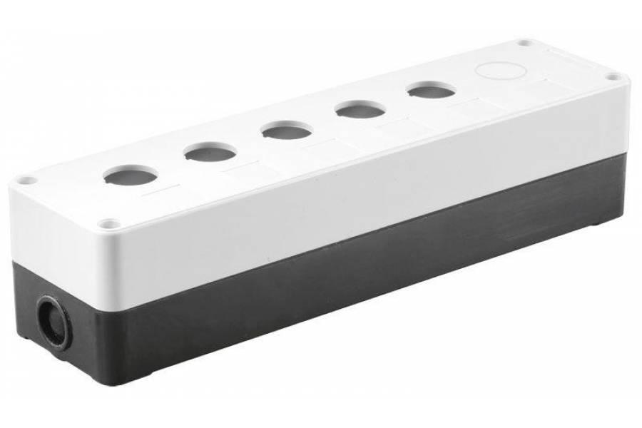 Корпус КП 105(6) для кнопок ИЭК BKP10-6-K01