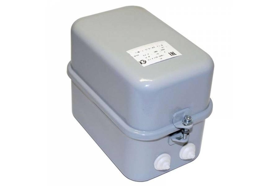 Пускатель магнитный ПМ12-010140 220В (1з) Кашин 020140102ВВ220000010