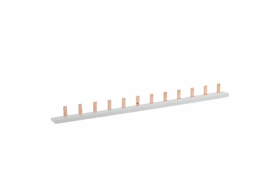 Шина соединительная типа PIN для 1-ф нагр. 63А 12 мод. PROxima EKF pin-01-63-12