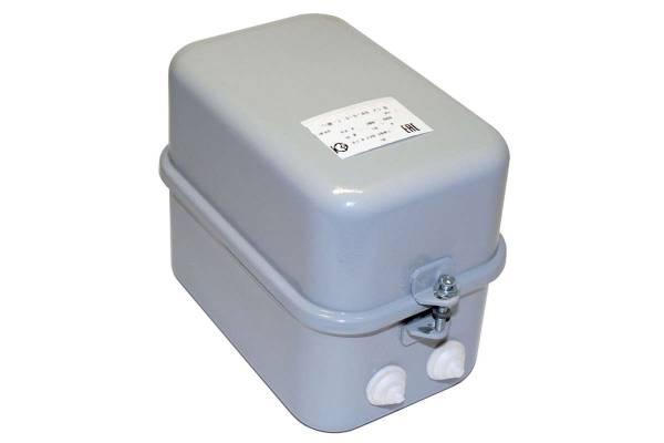 Пускатель магнитный ПМ12-010140 380В (1з) Кашин 020140102ВВ380000010