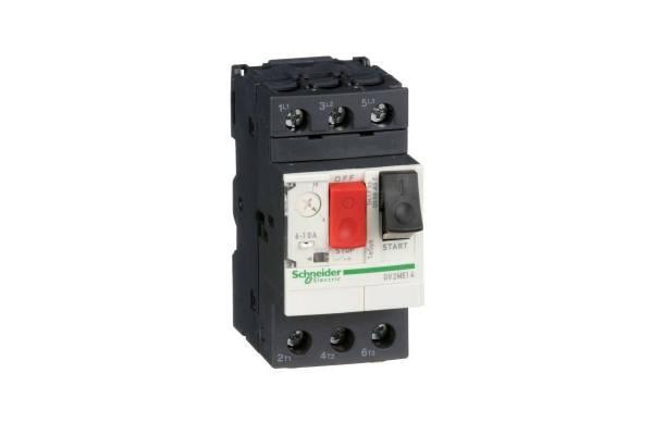 Выключатель авт. защиты двиг. ME14 (6-10А) SchE GV2ME14