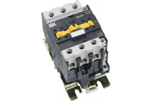 Контактор КМИ-34012 40А 400В/AC3 1HО;1H3 IEK KKM31-040-400-11