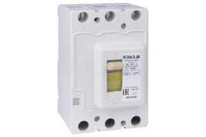 Выключатель автоматический 250А 2500Im ВА57Ф35-340010 УХЛ3 400В AC КЭАЗ 109319