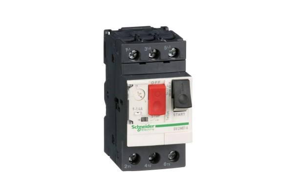 Выключатель авт. защиты двиг. ME16 (9-14А) SchE GV2ME16