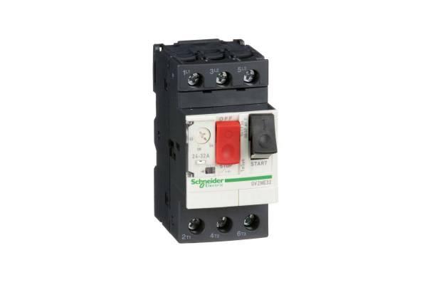 Выключатель авт. защиты двиг. ME32 (24-32А) SchE GV2ME32
