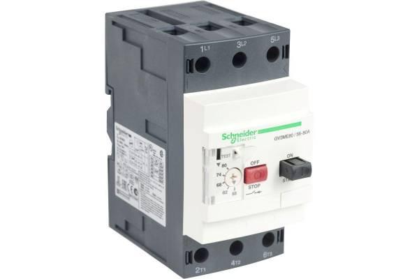 Выключатель авт. защиты двиг. ME80 (56-80А) SchE GV3ME80