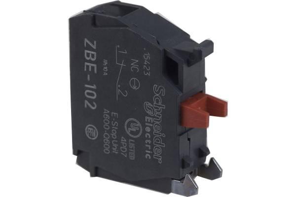 Блок контактов 1НЗ SchE ZBE102