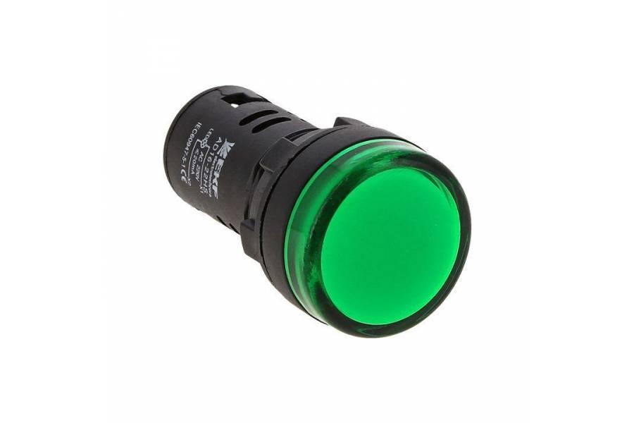 Матрица светодиодная AD16-22HS зел. EKF ledm-ad16-g