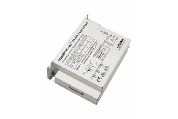 Аппарат пускорег. электрон. (ЭПРА) PT-FIT 70/220-240 S VS20 OSRAM 4008321386649
