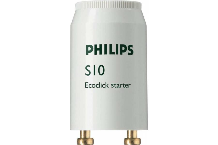 Стартер S10 4-65W SIN 220-240В EUR/12X25 Philips 928392220230 / 871150069769133