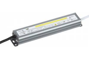 Драйвер LED ИПСН-PRO 5050 50Вт 12В блок-шнуры IP67 IEK LSP1-050-12-67-33-PRO