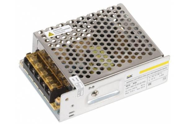 Драйвер LED ИПСН-PRO 5050 60Вт 12В блок-клеммы IP20 IEK LSP1-060-12-20-33-PRO