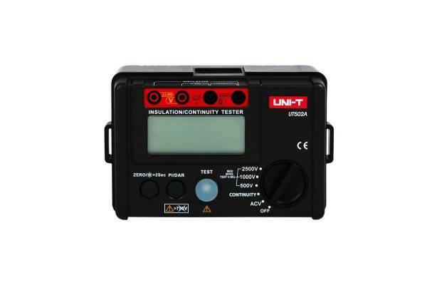 Измеритель сопротивления изоляции UT502A UNI-T 13-0044