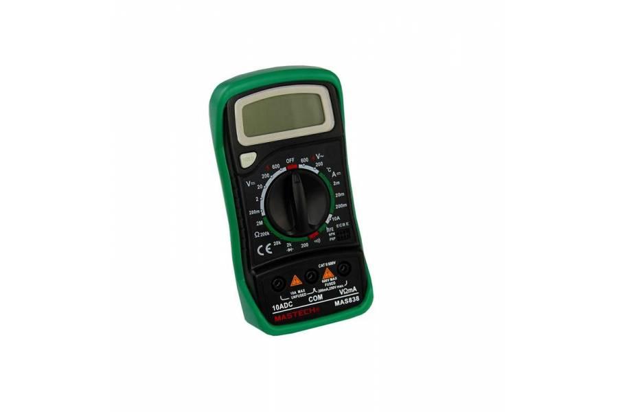 Мультиметр портативный MAS838 Mastech 13-2008
