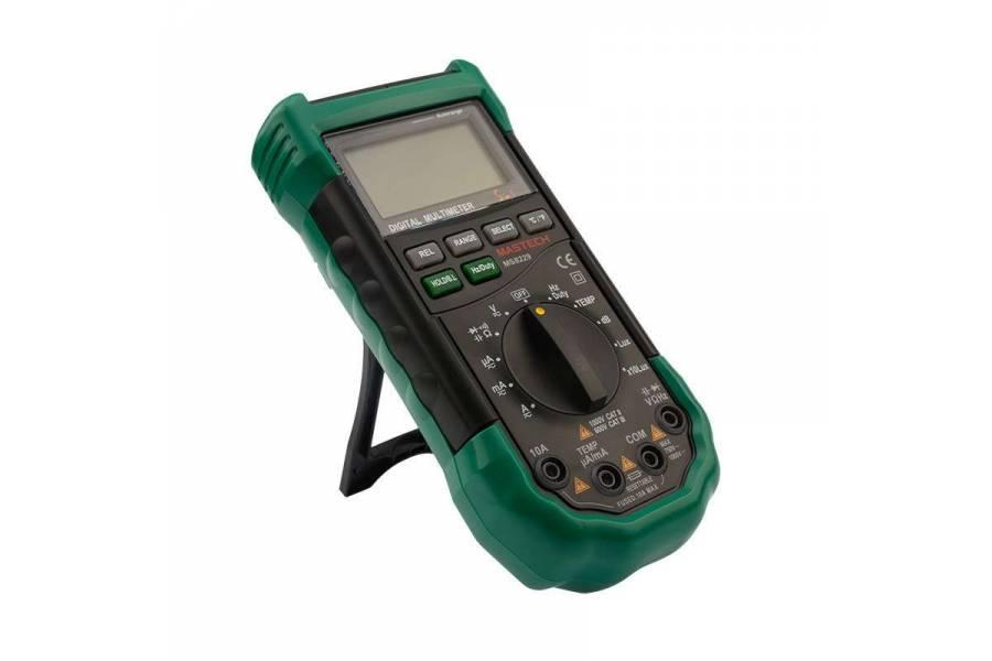Мультиметр профессиональный MS8229 5 в 1 Mastech 13-2029