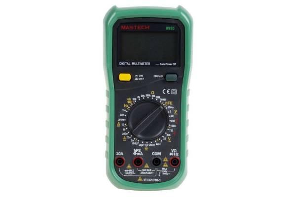 Мультиметр универсальный MY65 Mastech 13-2052