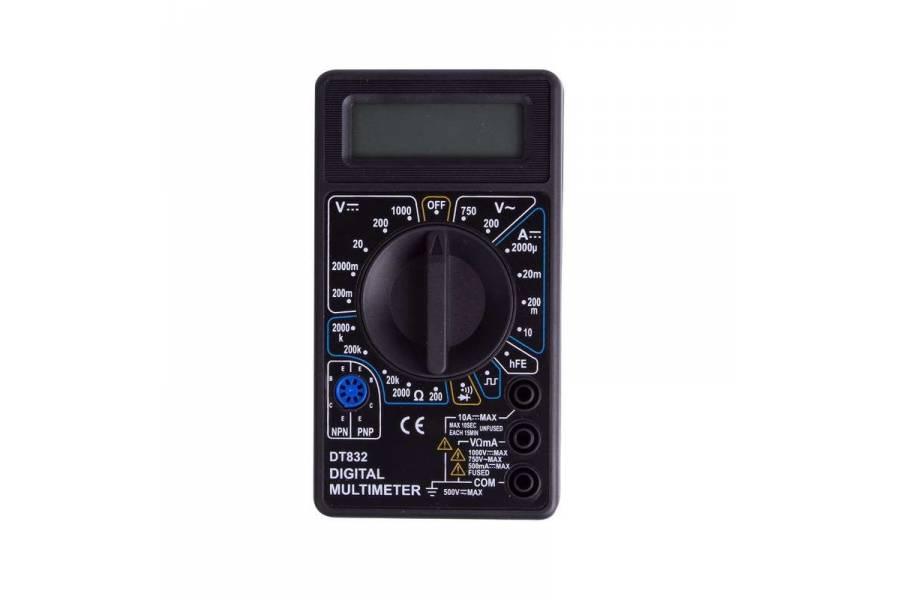 Мультиметр портативный M832(DT832) PROCONNECT 13-3012