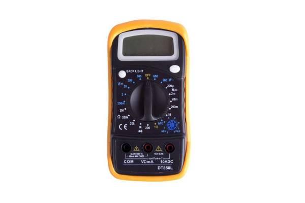Мультиметр универсальный MAS830L(DT850L) PROCONNECT 13-3021