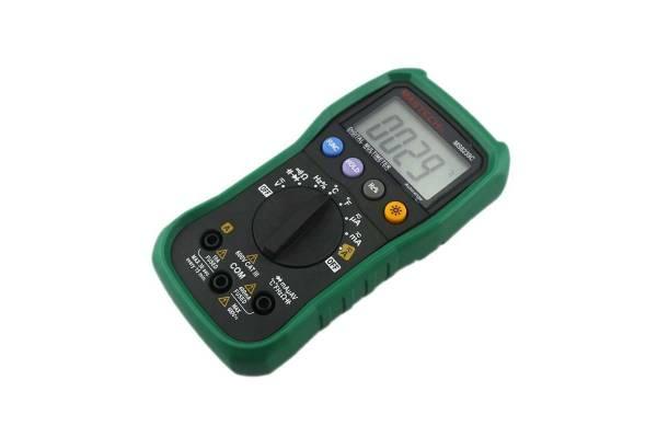 Мультиметр профессиональный MS8239C Mastech 13-2020